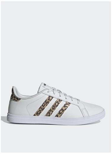 adidas adidas FY8406 COURTPOINT Kadın Lifestyle Ayakkabı Beyaz